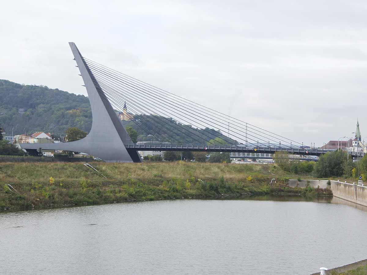 Mariánský most Ústí nad Labem