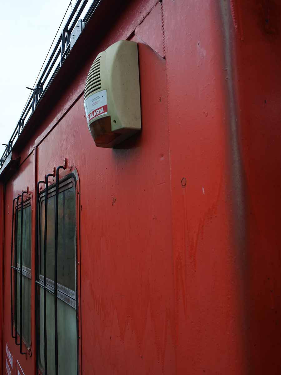 Monzas s.r.o. vlaková souprava