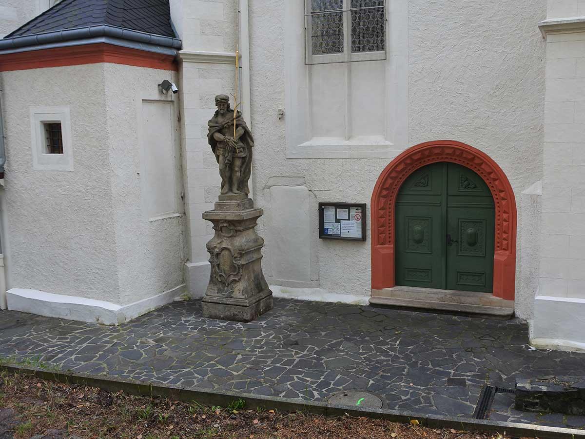 Pamatkový ústav, zámecký kostel Ústí nad Labem