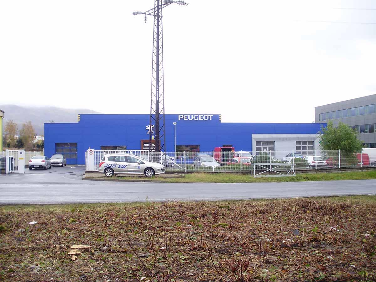 Peugeot Teplice