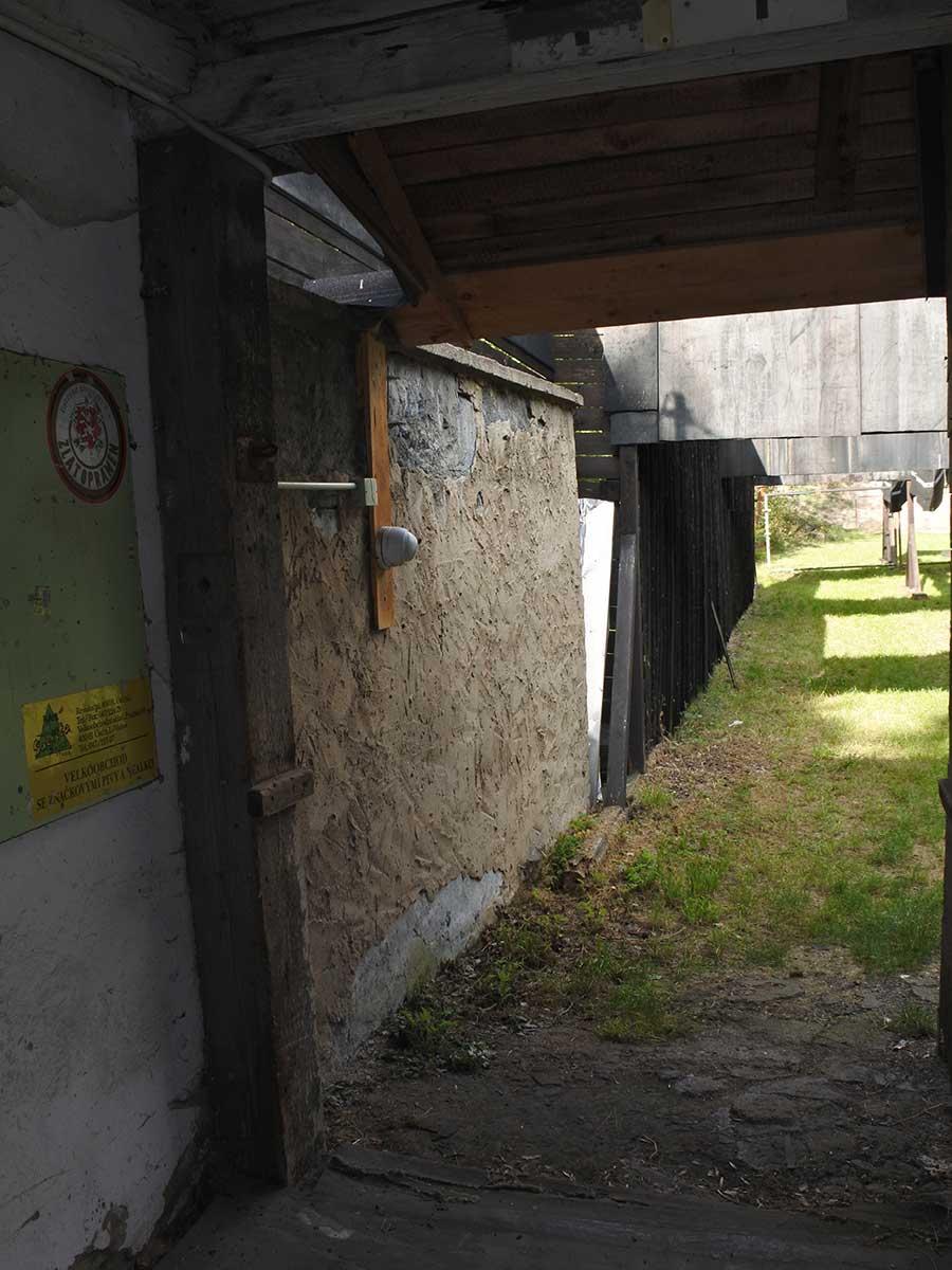 Střelnice Mariánská skála Ústí nad Labem