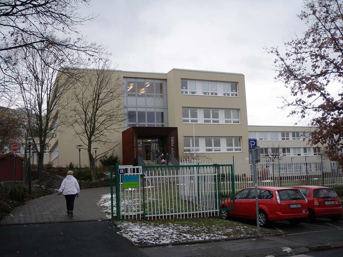 Gymnázium a základní škola - Nový PORG