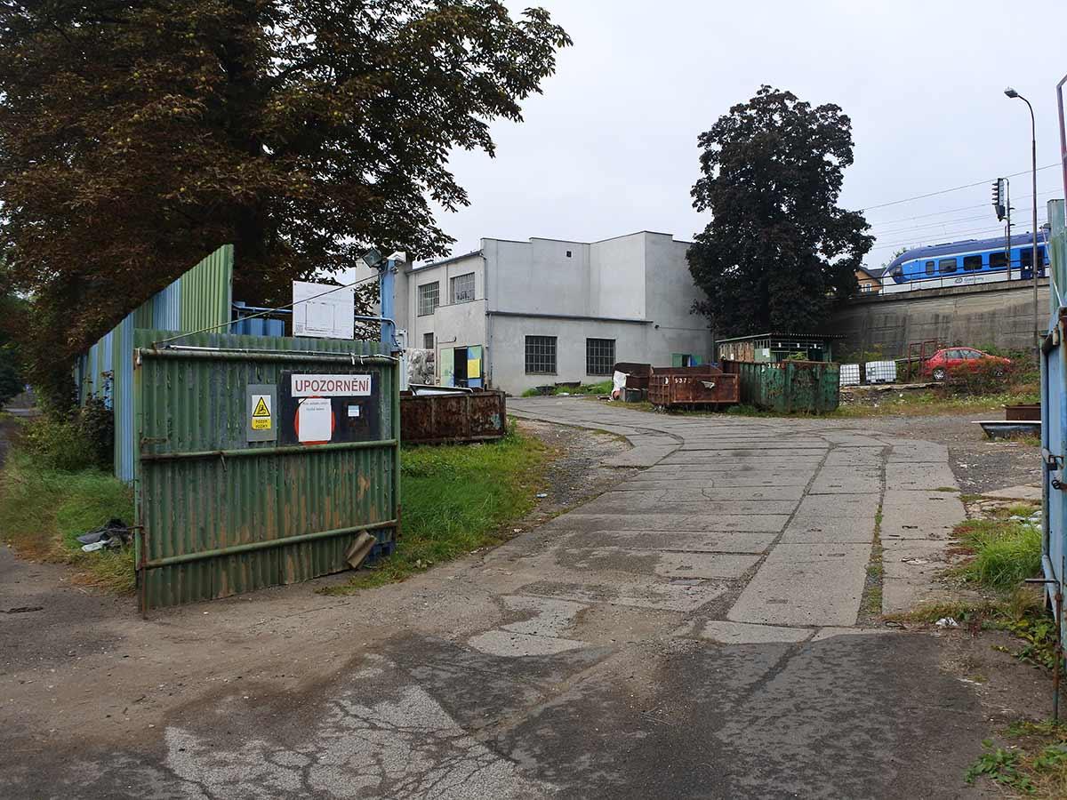 KOVOŠROT GROUP CZ s.r.o., Děčín