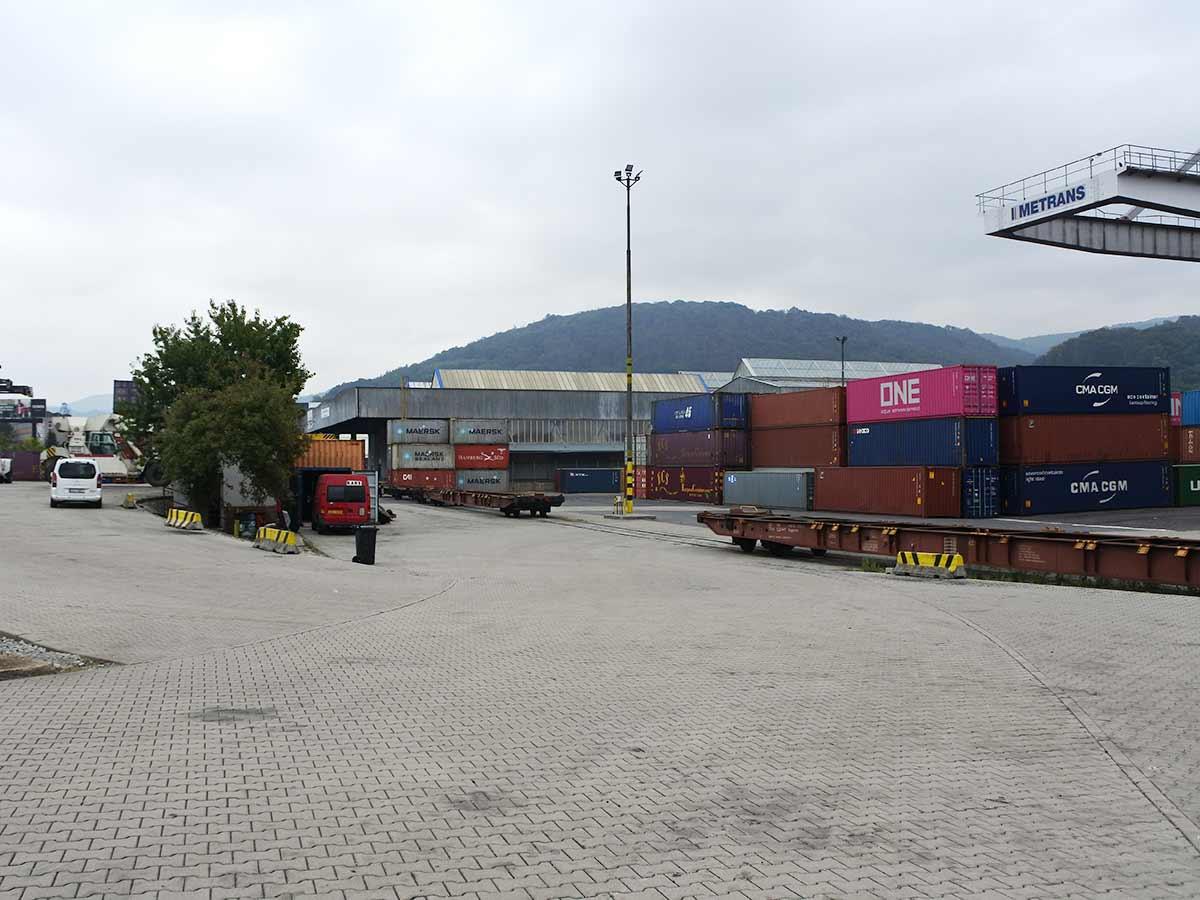 Metrans a.s. Ústí nad Labem