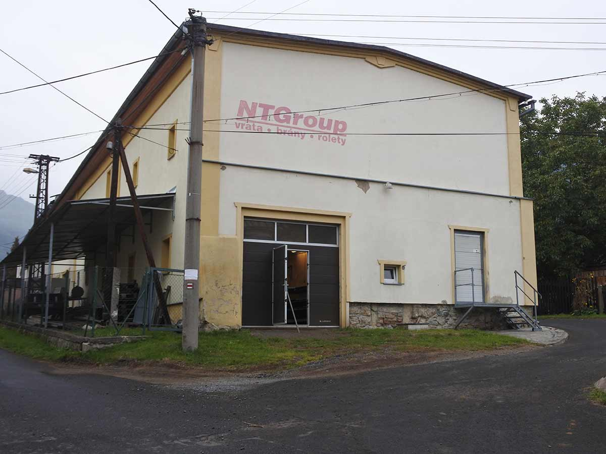 NT Group - Těchlovice