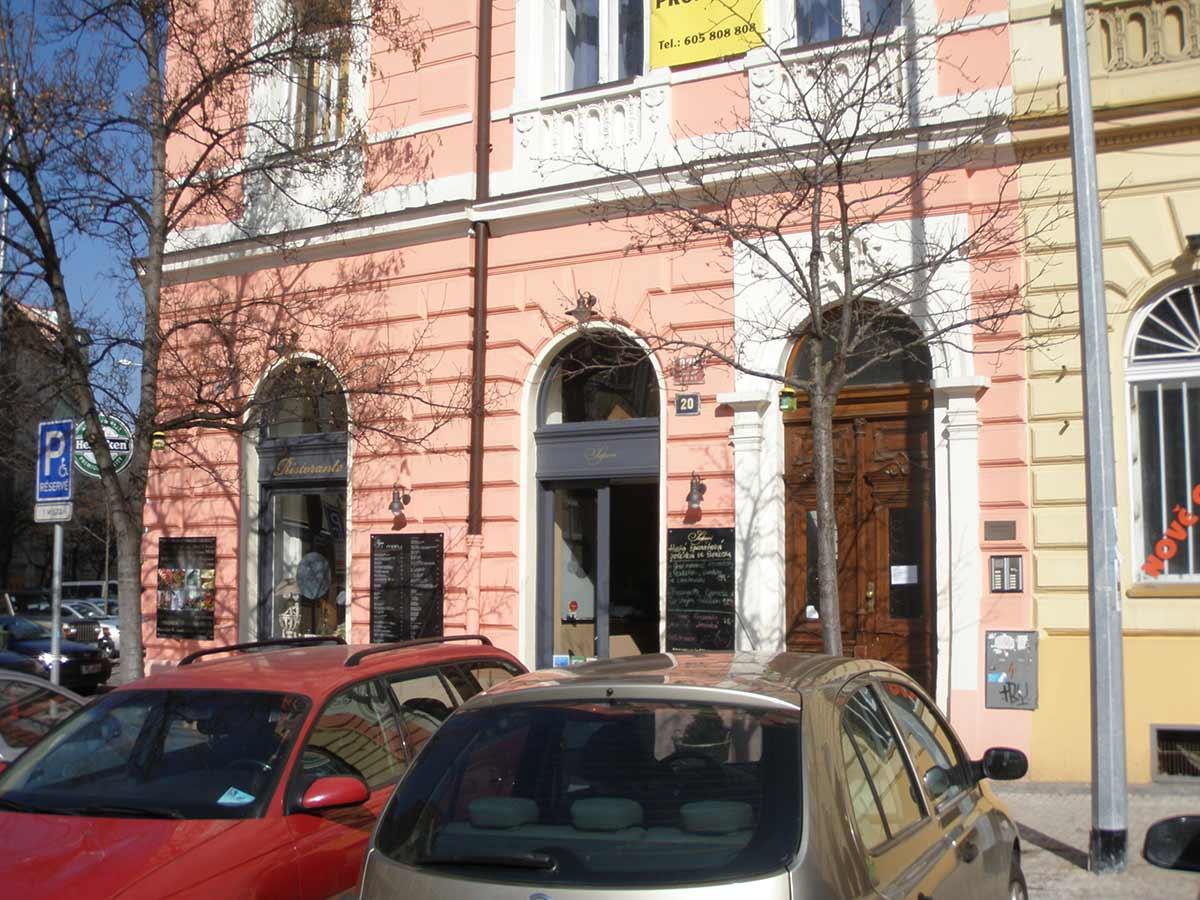 Saporri Praha